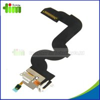 Wholesale Brand New Genuine Charging Port Dock Ribbon Audio Flex Cable Home Button Flex Cable Repair Part for iPod Touch th Gen