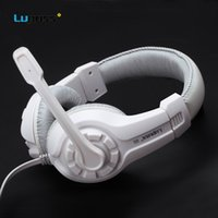 best high end headphones - Original Lupuss LPS G1 High End Professional Gaming Headset Wired Music Best Headphone With HD Bass Microphone For LOL WOW CS