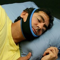 Wholesale Anti Snore AntiSnore Device Jaw Strap Stop Snoring Solution Chin Support Strap