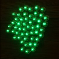 Wholesale Freeshipping led round balloon light many colors for choosing decoration for wedding party action put in lantern