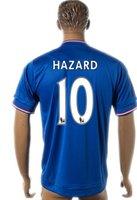 Wholesale 15 Customized Thai Quality Soccer Jerseys new Season Outdoor Shirts HAZARD OSCAR Football Jerseys Discount Cheap Football Shirts