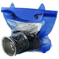 Wholesale SLR Digital Camera Waterproof Bag Video Protector Case Recorder Dry Pouch Cover For Canon Nikon Sony by DHL