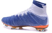 football training - 2015 new Popular Mercurial Superfly FG men Athletic Soccer Shoes Football boots Discount Cheap Soccer Sport Running Outdoor Training Sneaker