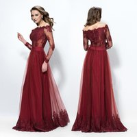 Cheap long sleeve prom dresses Best dresses party evening