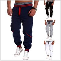 mens cargo pants - New Fashion Mens Pants Loose Sports Cargo Casual Harem Baggy Hip Hop Dance Sport Pant Trousers Slacks new style