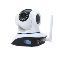 Wholesale PnP P2P IP Network Camera WiFi Pan Tilt IR Cut Two Way Audio Micro SD Card Slot Plug Play CCTV Security Vstarcam T6835WIP