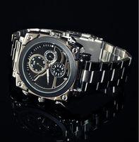hd dv - New Stylish Wrist Watch Camera P HD Waterproof GB IR Night Vision V201 Mini DV Camcorder
