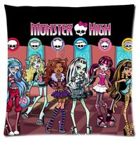 Cheap home decoration pillowcase Best cartoon pillowcase