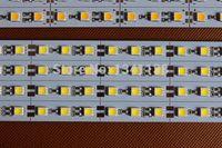 Wholesale SMD RGB warm white Cool white LED Bar Non Waterproof LEDs M LED Rigid Strip DC V LED Tube Hard LED Strip