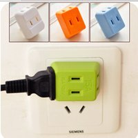 Wholesale Universal Socket Outlet Extend Wireless Plugs Lightning Fangshuai Outlet Adapter Socket Triple For Travel