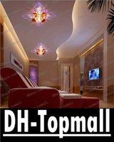 Wholesale 3W led crystal abajur lamp room entrance hall aisle lamp V V corridor lamp ceiling lights modern minimalist lighting Ashley