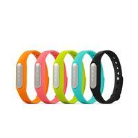 age rings - Pedometer Bracelet Millet Intelligent Garments Accessories Sensor Polychromatic Intelligent Waterproof Movement Hand Ring New Hot