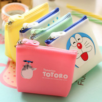 bag house purses - cute creative cartoon chinchillas coin purse jelly bag of candy color housing