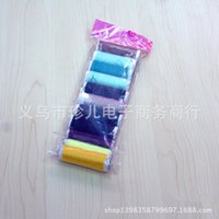 Wholesale One yuan color line Pack essential household sewing needle and thread sewing thread DIY supplies