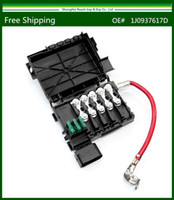 Wholesale New Fuse Box Battery Terminal For Volkswagen Golf Jetta Beetle J0937617D order lt no track