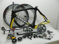 Wholesale Carbon road bike complete carbon bicycle Many colors cycling full bikes size cm complete road bike with group