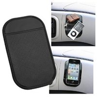 car mat - Car Dashboard Sticky Pad Anti slip Mat Phone Key GPS Gadget Mobile Phone Holder Interior Items Accessories