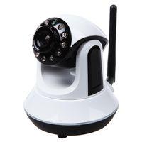 Wholesale 4XZoom CCTV camera IP Camera Wifi Wireless HD P IRCUT P2P Security Camera de vigilancia dummy camaras de seguridad