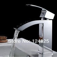 bamboo construction materials - low leading content good quality brass waterfall basin Taps faucets Mixers building material Construction Real Estate
