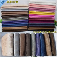 Wholesale fabric sofa fabric thick batch of super embossed velvet pillow cushion cushions candy solid color tablecloth