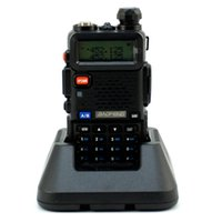 baofeng radio - BaoFeng UV R Portable Radio Walkie Talkies pofung W136 Mhz Mhz Two Way Radio UV5R Radio comunicador walkie talkie