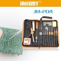 Wholesale Deko US Jakemy JM P04 electric iron suit suction tin flux fluxing suit