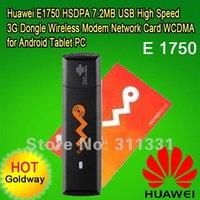 Módem Huawei e1750 3G abrió inalámbrica Hsdpa 7.2M