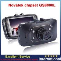 Wholesale Original HD GS8000l Novatek Car DVR Camera Recorder Dash Cam with G sensor HDMI GS8000L Night Vision