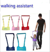 Wholesale Baby Toddler Belt Handheld Baby Walker Toddler Walking Helper Kid Safe Walking Protective Belt Child Harnesses Learning Walking Assistant