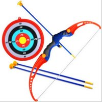 Wholesale fyling arrow plastic baby toy with target best gift for kids boy favorite