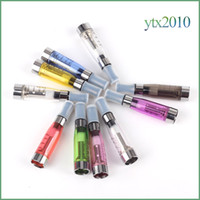 1.6ml Electronic Cigarette Atomizer Ce5 no wick atomizer Electronic cigarette 1.6ml Vaporizer 2.4ohm Vape Pen For Ego t EVOD Battery Ce5 Clearomizer