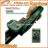 Wholesale Mastech MS5902 Automatic Circuit Breaker Finder Socket Tester