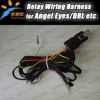 angel eyes wiring harness kit uk uk delivery on angel eyes cheap led angel eyes daytime running lights repay wiring harness on off switch kit universal use