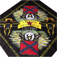 bandanas - American Motorcycle bandana confederate rebel flag bandanas civil war battle bandana headwrap