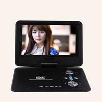 Compra Pantalla de avi-9.8 pulgadas de pantalla LCD de pantalla digital multimedia portátil EVD / DVD con TV AVI / CD-R / RW / PEG-4 / función de juego, 270 grados de rotación / reproductor de HD