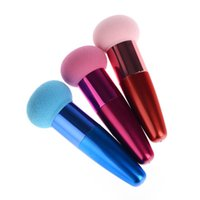 Wholesale New Fashion Hot Sale Cosmetic Makeup Make UP Set Liquid Cream Foundation Sponge JC05024