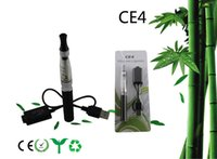 cheap wholesale electronics - Cheap Electronic Cigarett Blister Kit with Ce4 Atomizer Clearomizer eGo t mAh mAh mAh Battery E Cigarette Kits Cheap on Sale