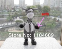 Wholesale Music Shook Head Donkey Electric Donkey Dance Sing Donkey Toy Funny Plush Toy For Children
