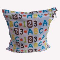 abc bag - Infant Diaper Nappy Bags ABC Cartoon Storage Bags