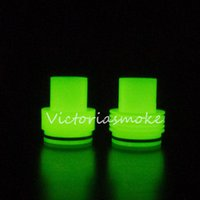 Les plus récents conseils de gouttelettes lumineuses et lumineuses Les conseils noctilucent pour le grand Dripper Patriot Vulcan Infinite CLT Stillare Tobh Atty v2 v1 plume doge