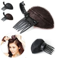 Wholesale 1PCS Trendy Magic Hair Styling Clips Accessory Maker Tool Pads Foam Sponge Hairpins hot selling MR0172