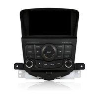 Wholesale CASKA Inch Touch Screen GPS Navigation Car Dvd Player Built in HITACHI DVD Loader For Chevrolet Cruze CA188 HQ7