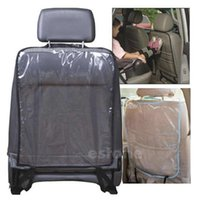 Wholesale New Car Auto Seat Back Protector Cover For Children Kick Mat Mud Clean Trendy