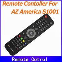 Wholesale 1pc Remote Control for original AZ america HD satellite receiver az american remote controller