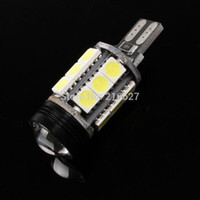 audi indicator lights - Auto led indicator instrument light White T15 W16W SMD led high power Projector LED Backup Reverse Lights W Lamp