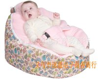 Wholesale Unisex baby bed cloth bean bag beanbag chair feeding a new generation of safe travel bed ST