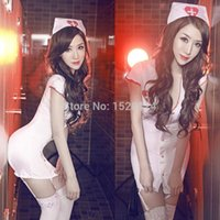 Cheap Ladies Sexy Lingerie hot Sheer Naughty Maid Uniform sexy underwear Outfit erotic lingerie costume for women sex products latex