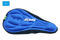 Wholesale New Arrive High Quality Bicycle Saddle Bicycle Parts Cycling Seat Mat Comfortable Cushion Soft Pad Bicycle Seat Cover