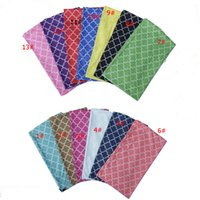 Wholesale New fashion Quatrefoil Chevron Infinity Scarf Women and Teens Circle Loop scarf M10M