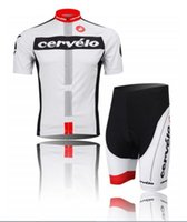 cervelo - 2014 CERVELO newest sleeveless Cycling Jersey cycling clothing bicycle clothing Bike Wear shirt Shorts Set quick dry sunmer Men S XL